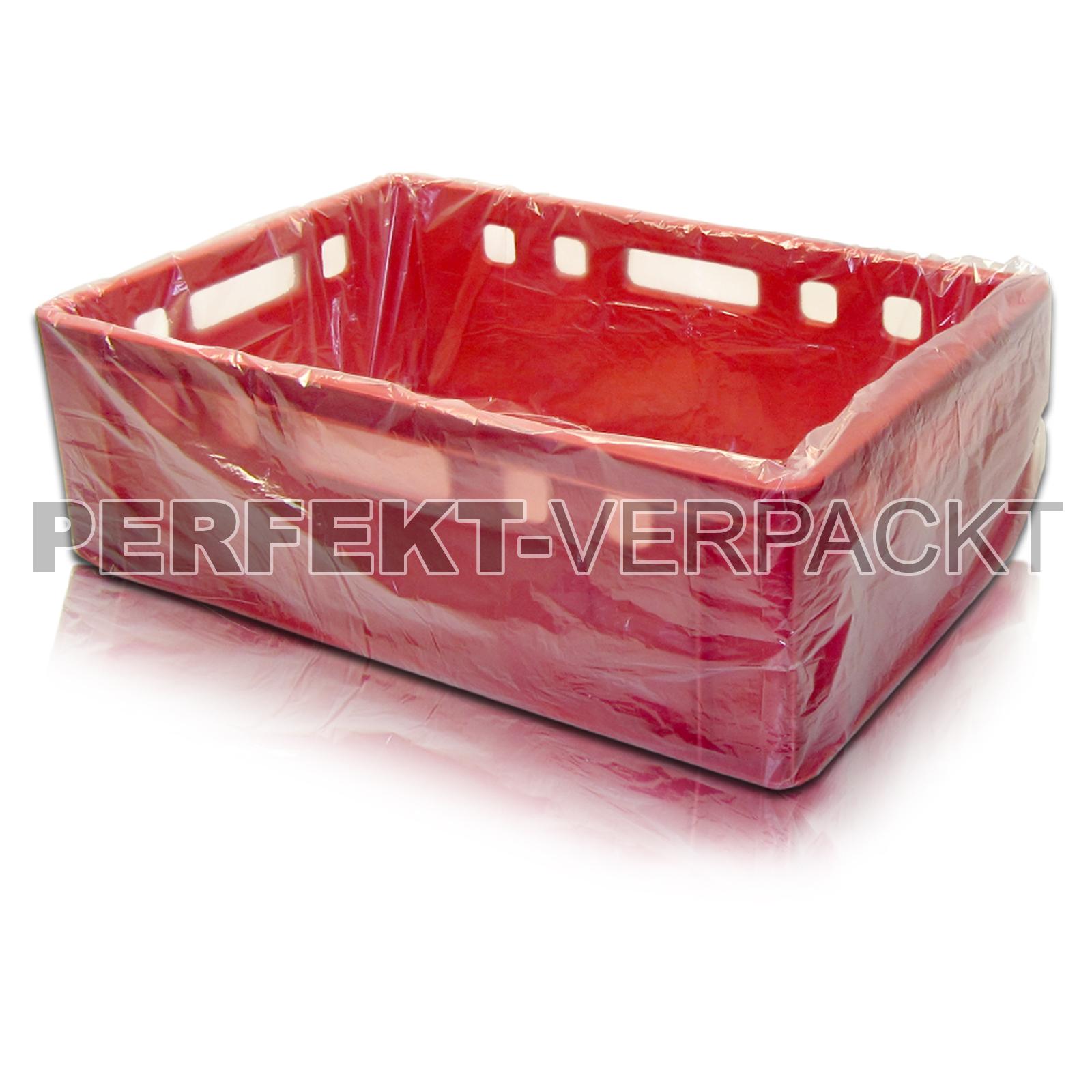 1000 Schutzbeutel 65x45x65cm für Kisten E2
